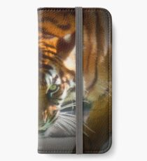 The Stare iPhone Wallet/Case/Skin