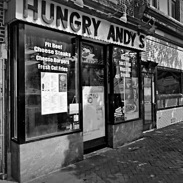 Hungry Andy's by Happyhead64
