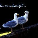 U R So Beautiful by tonymm6491