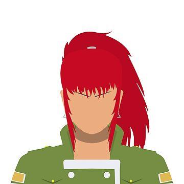 Riot Leona Vector by flashkill455