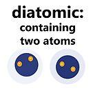 Diatomic by MEWS