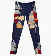 Chibi Mirage Shredder Leggings