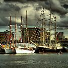 Tall Ships (1) by SNAPPYDAVE