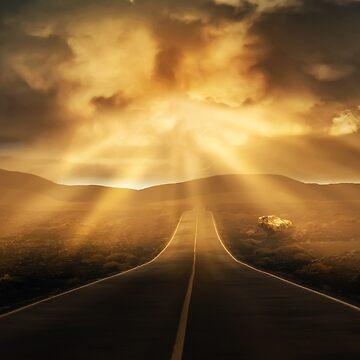 Road by Zzart