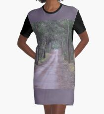 Winery Road   Graphic T-Shirt Dress