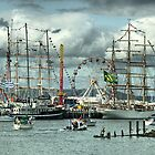 Tall Ships (2) by SNAPPYDAVE