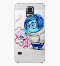 Pokémon Mew & Sadness Case/Skin for Samsung Galaxy