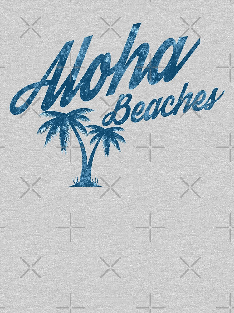 Aloha Beaches with Palm Trees by Sparty1855