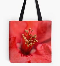 Quince Blossom Tote Bag