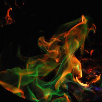 The Phoenix by dancinfreakshow