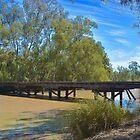 Nindigully Bridge by Penny Smith
