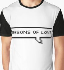 Season of love Graphic T-Shirt