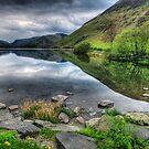 Tal-y-llyn Lake, North Wales by RamblingTog