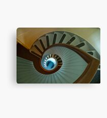 Light house stairs 2 Canvas Print