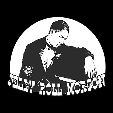 HD. Jelly Roll Morton, the inventor of jazz. HIGH DEFINITION by mindthecherry