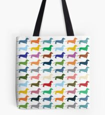 Dachshunds Tote Bag