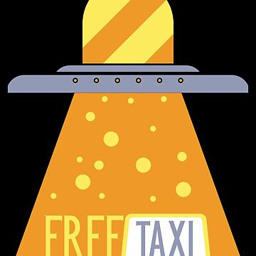 Free Taxi by criarte