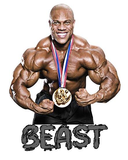 Bodybuilding T-Shirt von FitnessShop