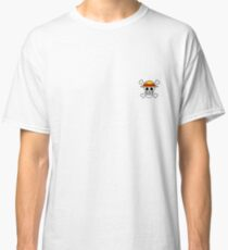 Logo: Monkey D. Luffy | ONE PIECE Classic T-Shirt