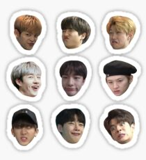 Meme Kids (9 Stickers for 1 ;) Sticker