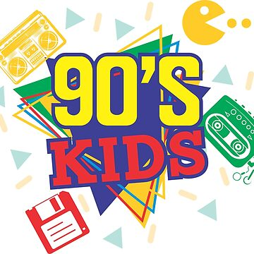 90's Kids by subteno