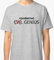 Misunderstood Genius Classic T-Shirt