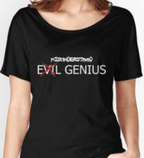 Misunderstood Genius Women's Relaxed Fit T-Shirt
