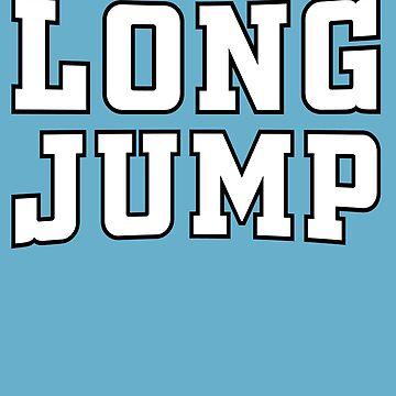 Long Jump by Pferdefreundin