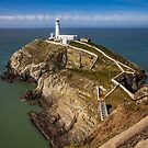 The South Stack Lighthouse by RamblingTog