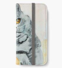 Fat Cat iPhone Wallet/Case/Skin