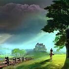 Hill House by Igor Zenin