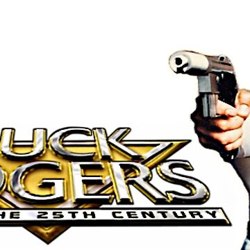 Buck Rogers in the 21st Century by retropopdisco