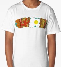 Full English Skateboard Long T-Shirt