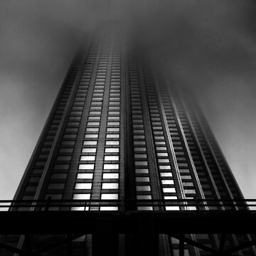 Downtown Toronto Fogfest No 11 by learningcurveca