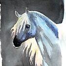 the last unicorn by RavensLanding