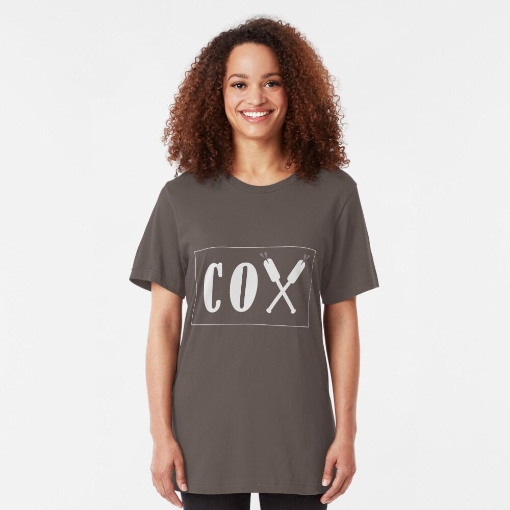 Boxed Cox Slim Fit T-Shirt