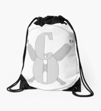 Cox on Top Drawstring Bag