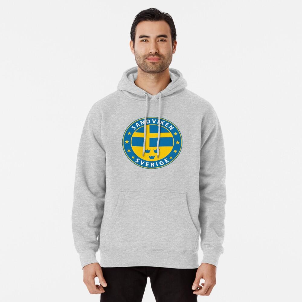 Sandviken, Sandviken Schweden, Sandviken Sverige, Sandviken Aufkleber, Stadt von Schweden Hoodie