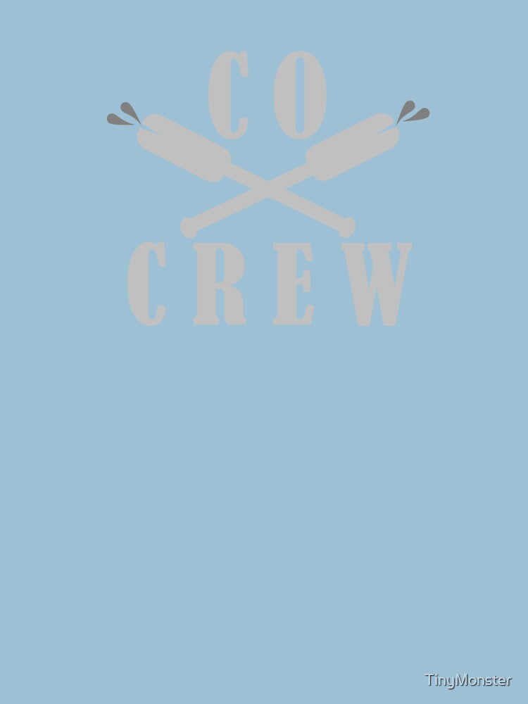 Cox over Crew by TinyMonster