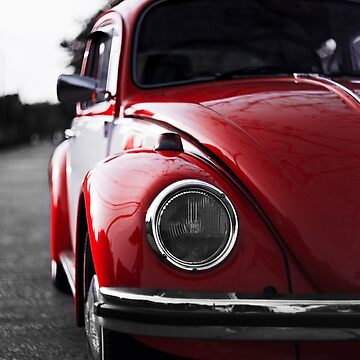 Red Volks 1971 by benbdprod