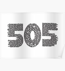 I'm Going Back to 505 Poster