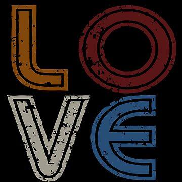 LOVE by joysdesigns