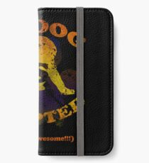 My dog is adopted iPhone Wallet/Case/Skin