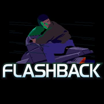 FLASHBACK - CLASSIC PC GAME by SUNSET-STORE