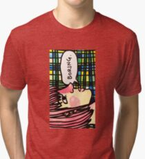 Boring Tri-blend T-Shirt