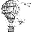 """Brix and Bailey """"Up in a Balloon"""" by brixandbailey"""