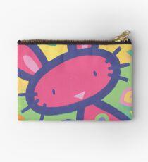 Raspberry Love Bunny Studio Pouch