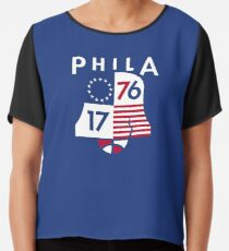 Phila Bell 1 Chiffon Top
