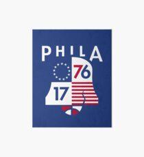 Phila Bell 1 Art Board