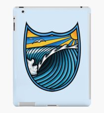Wave Art iPad Case/Skin